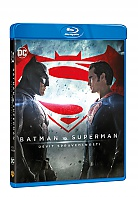 BATMAN vs. SUPERMAN: Úsvit spravedlnosti (Blu-ray)