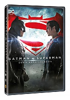 BATMAN vs. SUPERMAN: Úsvit spravedlnosti (DVD)