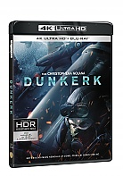 DUNKERK 4K Ultra HD (3 Blu-ray)