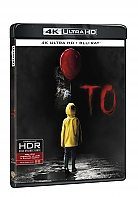 To (Stephen King's IT) (2017) 4K Ultra HD (2 Blu-ray)