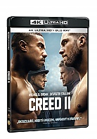 CREED II (4K Ultra HD + Blu-ray)