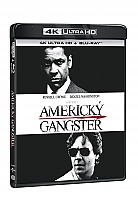 AMERICKÝ GANGSTER (4K Ultra HD + Blu-ray)