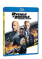 RYCHLE A ZBĚSILE: HOBBS A SHAW (Blu-ray)