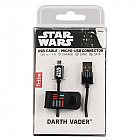 MICRO USB KABEL DARTH VADER 120 CM (Merchandise)