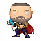 Funko POP! MARVEL: Avengers Game - THOR (Stark Tech Suit) (Merchandise)