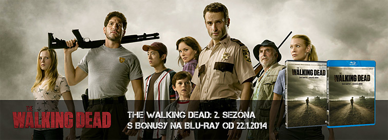 The Walking Dead 2. sezóna